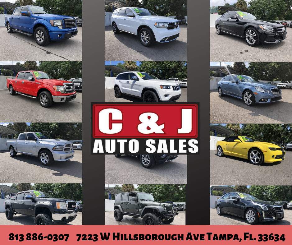 J And J Auto Sales >> The Best Cars For The Best Prices Tampa Fl Cars For Sale