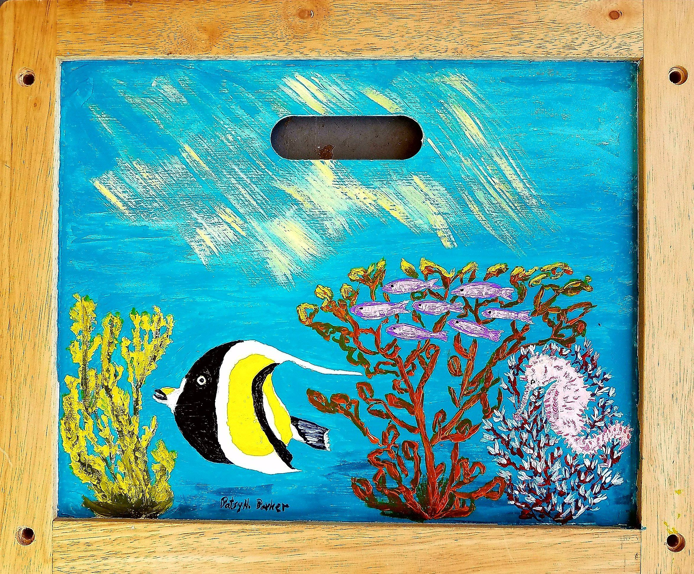 Toy Box Fish