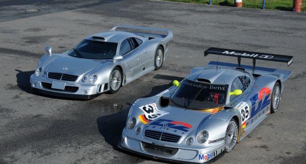 1998 Mercedes-Benz CLK GTR | Classic racing cars, Mercedes benz ...