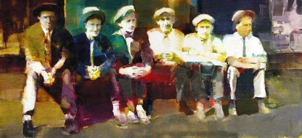Por amor al arte: Jeannie McGuire