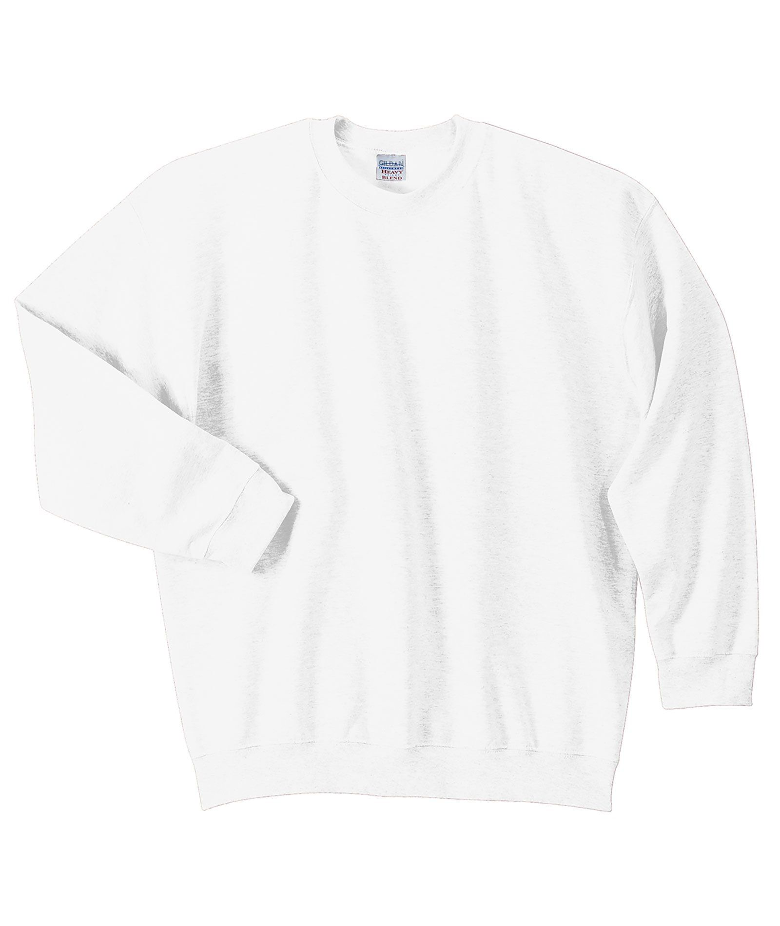 This super soft crew pullover from Gildan is great to wear everyday, lounge around the house in and at camp. A great item to tie-dye or even add a camp transfer to!