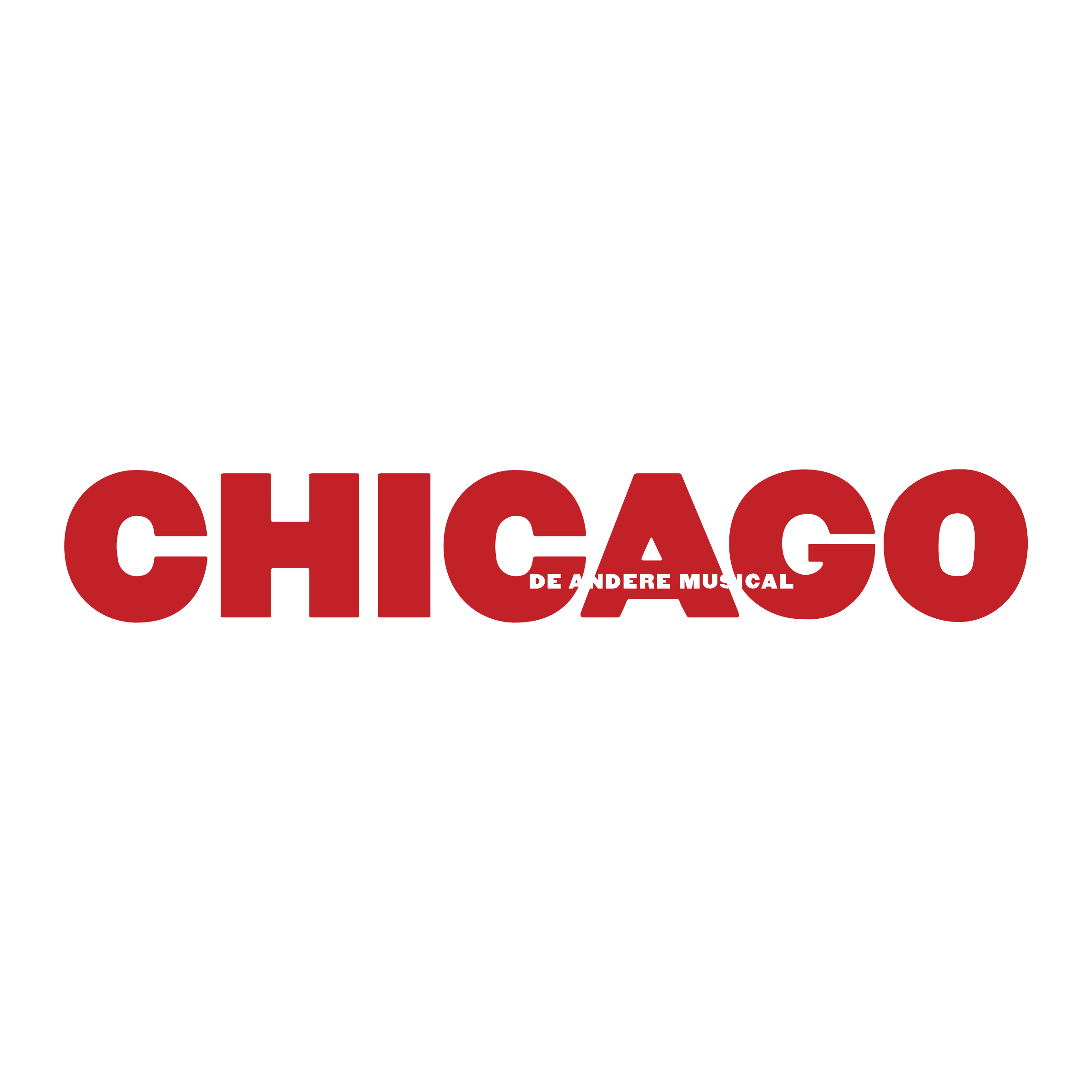 Chicago The Musical Logo Png Transparent Musical Logo Chicago Musical Chicago