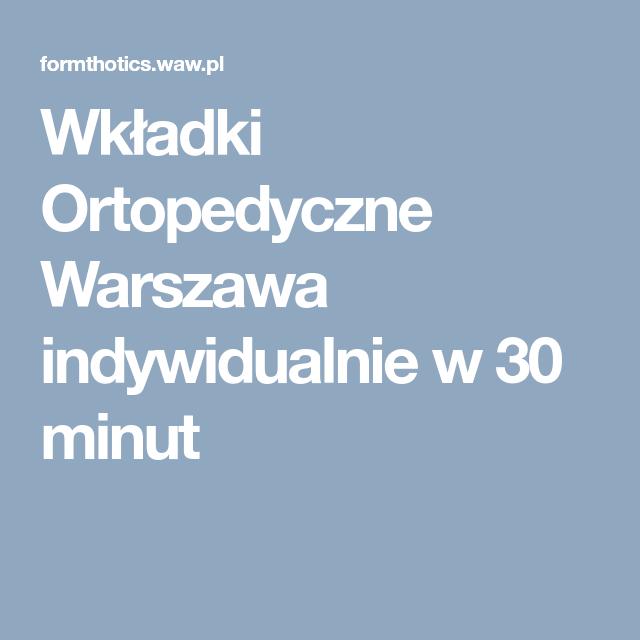 Wkladki Ortopedyczne Warszawa Indywidualnie W 30 Minut Boarding Pass Mobile Boarding Pass