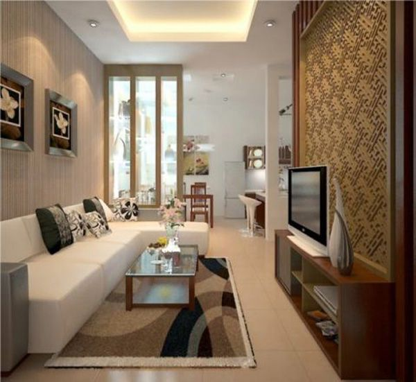 23 Narrow Living Room Designs Decorating Ideas: A Narrow Living Room Can Be A Challenge, Especially When