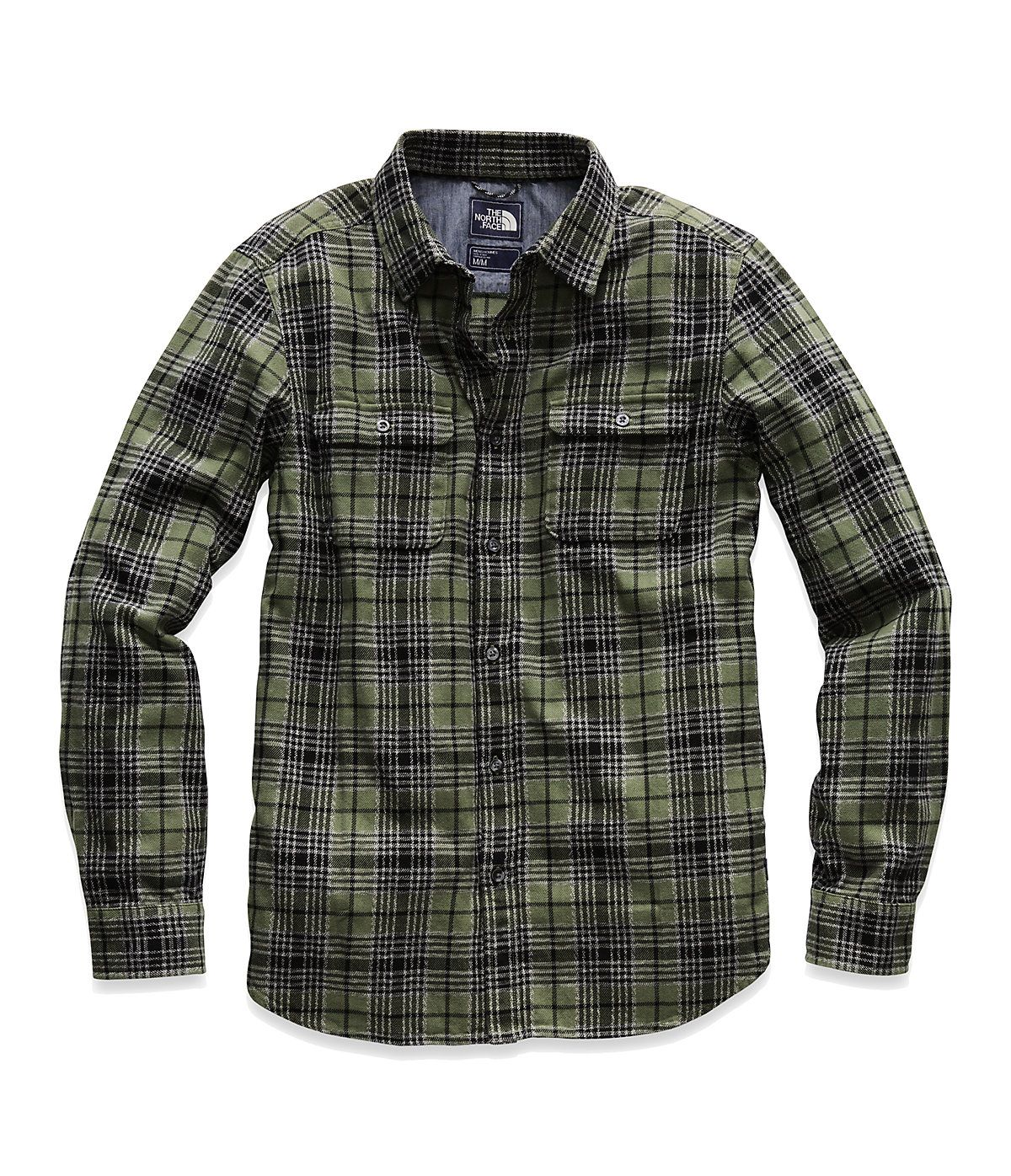 90087ef2b The North Face Men's Long Sleeve Arroyo Flannel Shirt in 2019 ...