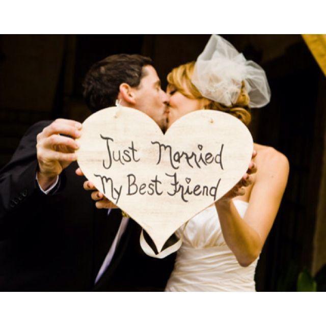 Just Married My Best Friend