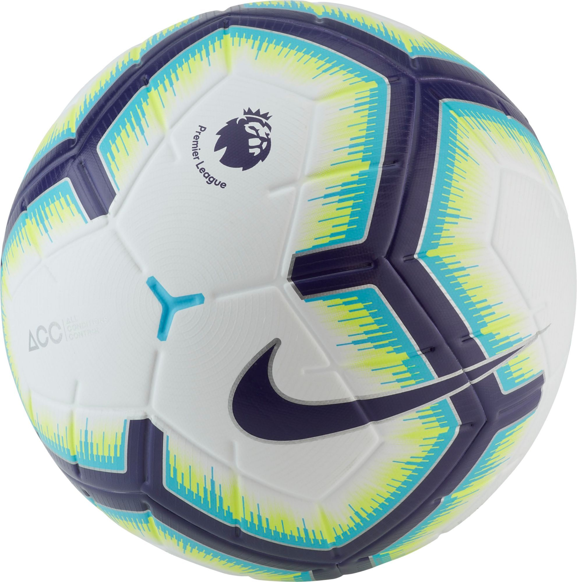 Nike Merlin Premier League Official Match Soccer Ball Nike Soccer Ball Soccer Ball Soccer