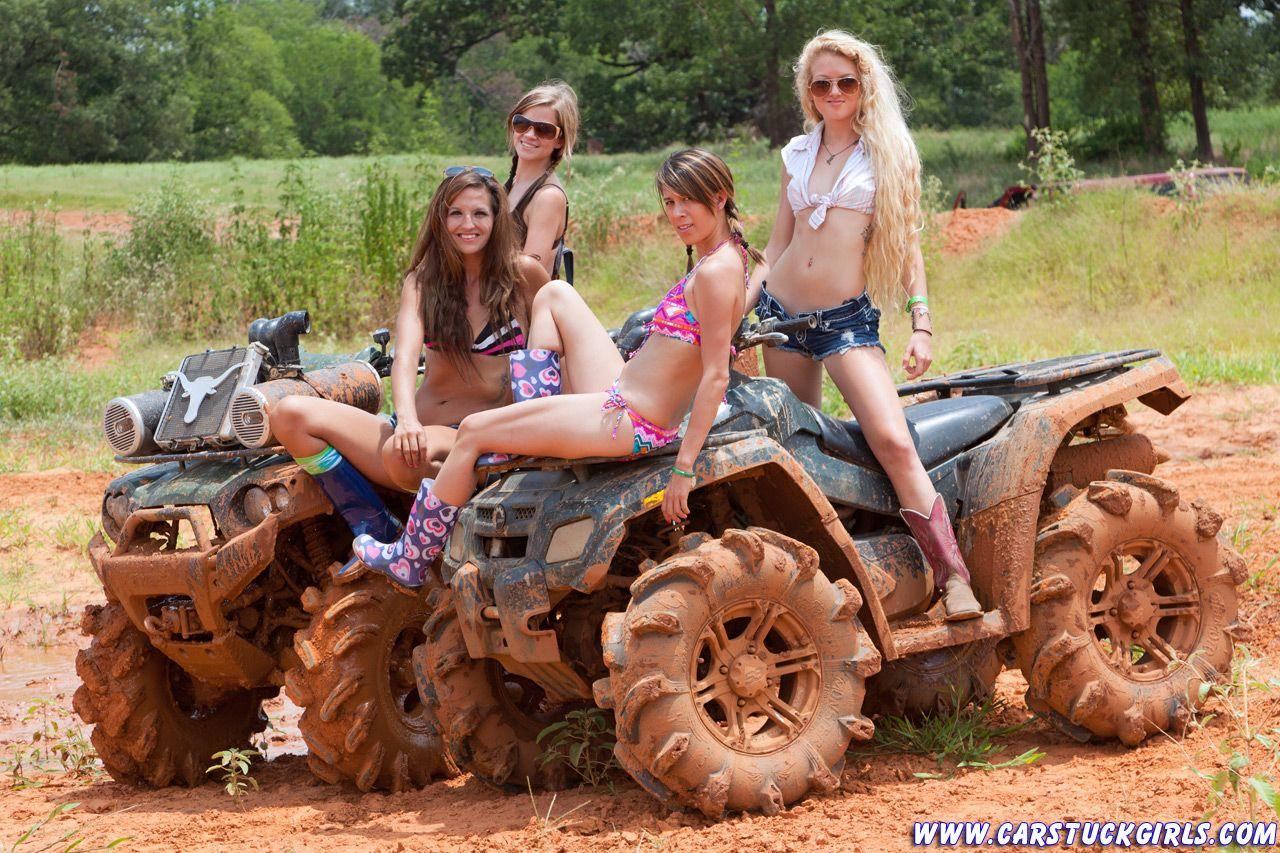 redneck naked mud hole