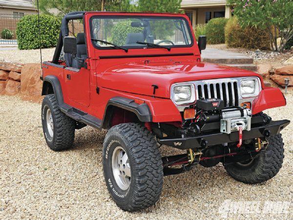 A 1989 Jeep Wrangler Yj Gets Some Love Jeep Wrangler Yj Jeep Yj Jeep