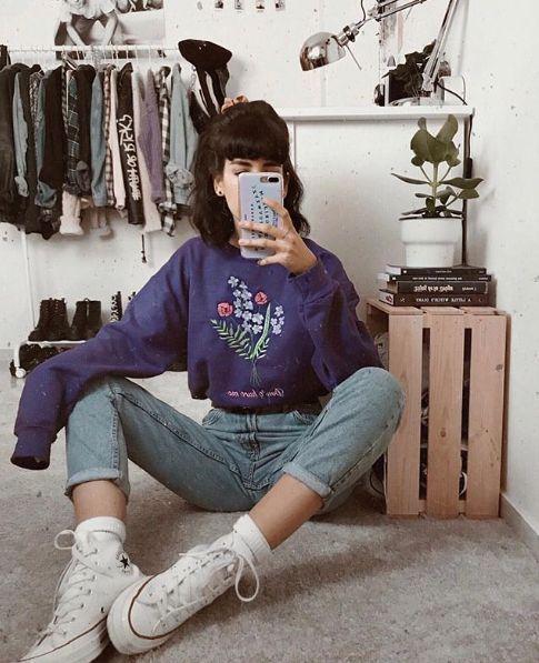 Don't hurt me sweater  - Women's Fashion - #dont #Fashion #hurt #sweater #Womens