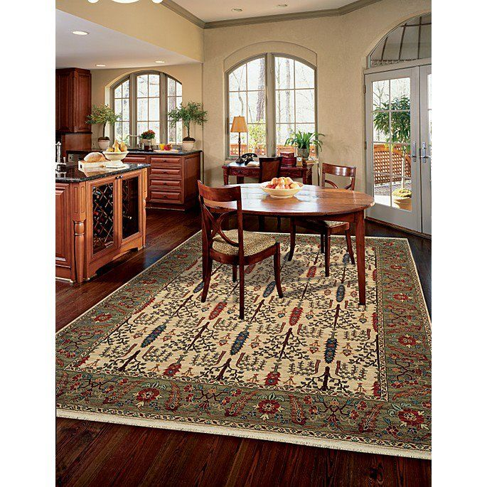 Where To Place Rugs On Hardwood Floors
