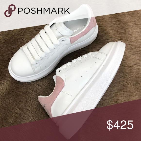 ALEXANDER MCQUEEN Sneakers Pink 36.5 6