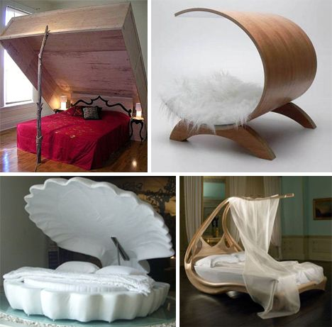 With These 18 Weird Beds | WebUrbanist