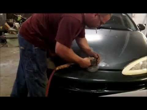 How to fix peeling clear coat on a vehicle custom car build diy car solutioingenieria Choice Image