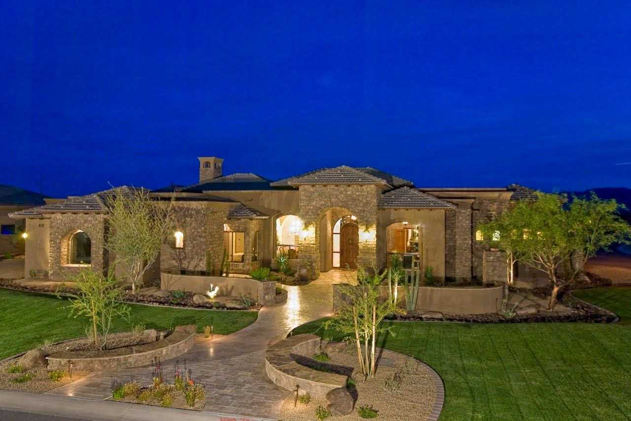 how to design luxury homes - Luxury Homes Designs