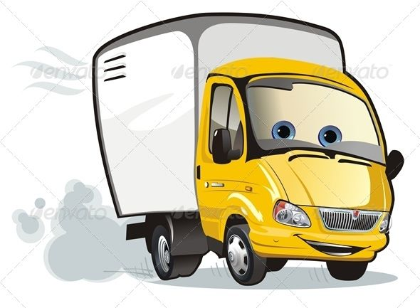 Pin By George Spenceru On Vectors Truck Detailing Cars Coloring