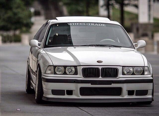 E36 M3 Alpine White Bmw E36 Bmw Bmw Classic Cars