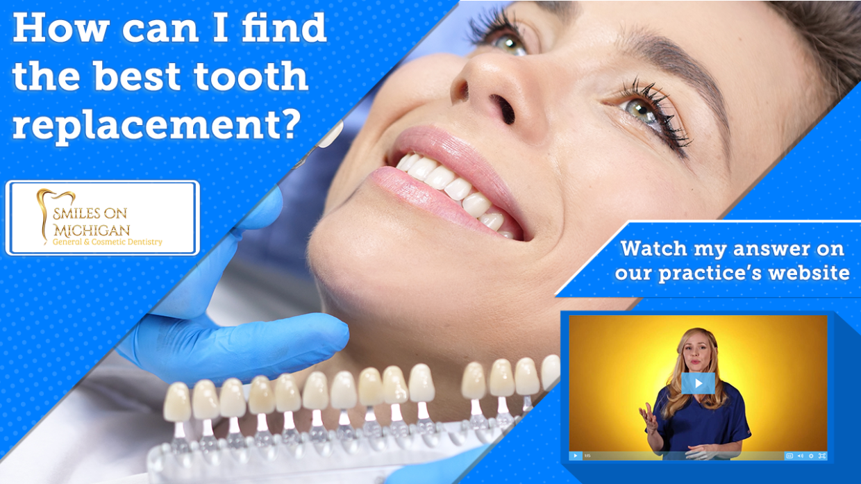 We can find the tooth replacement option that works best