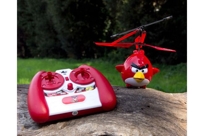 Angry birds helicopter. What will they think of next?
