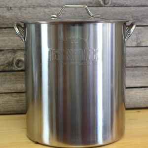 10 Gallon Stainless Steel Brew Kettle Kettle Brewing Gallon