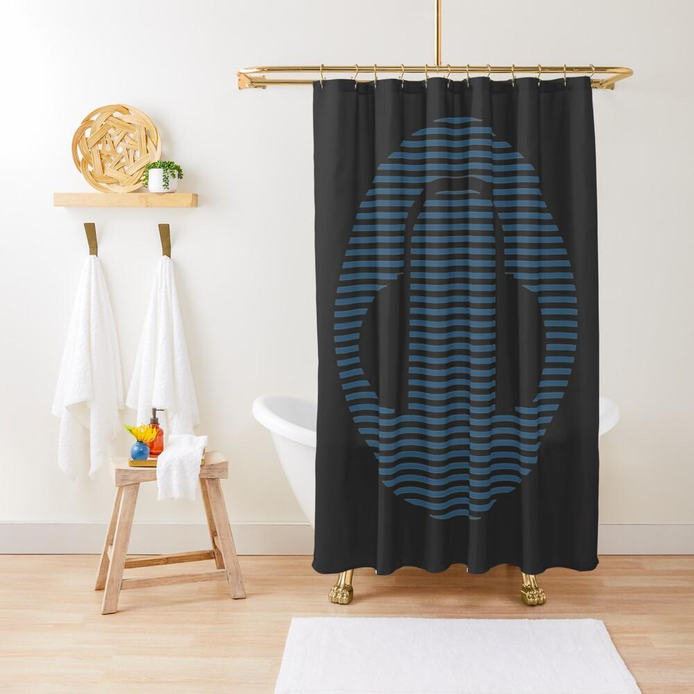 Music Headphones Music With Headset Shower Curtain By Rainbowcanvas Music Headphones Curtains Shower
