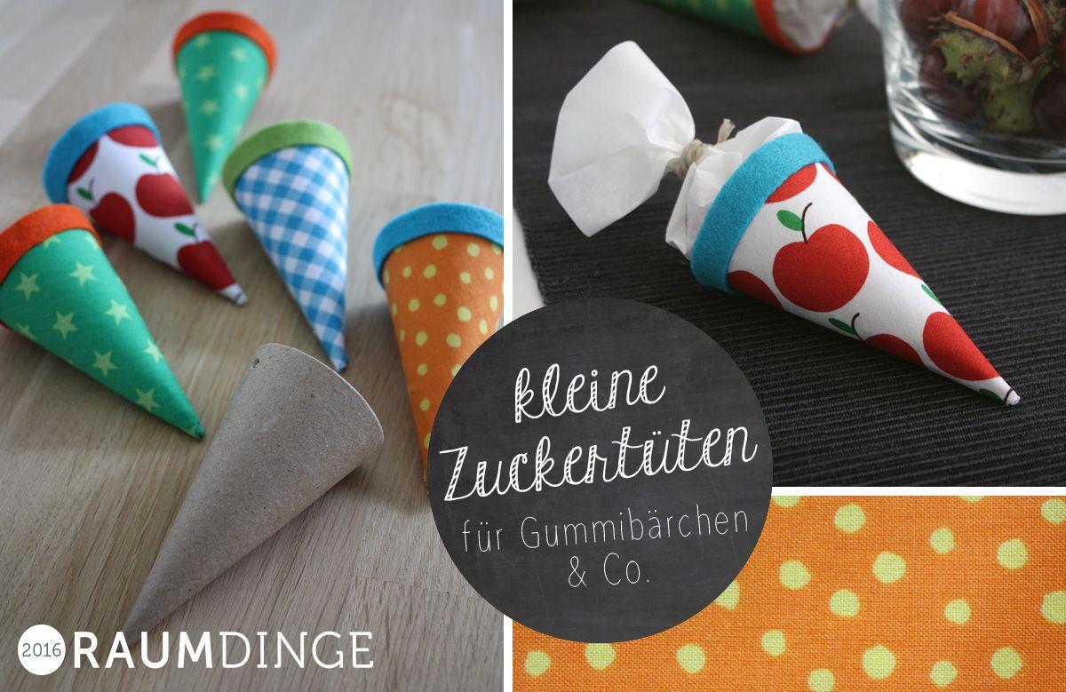 Pin Von Stephi Flottmann Auf Kids Kleine Schultüte Basteln