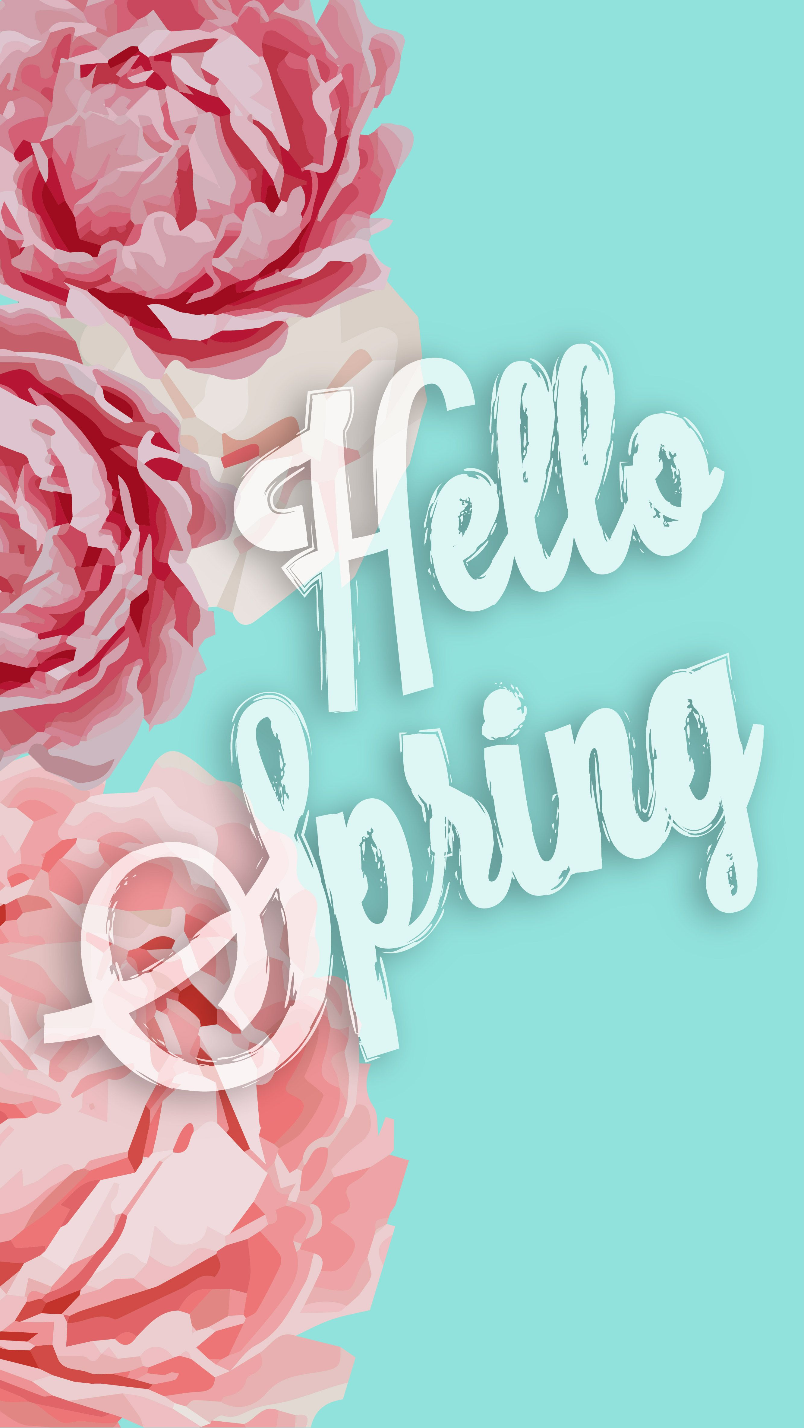 Hello Spring by ★ Find more