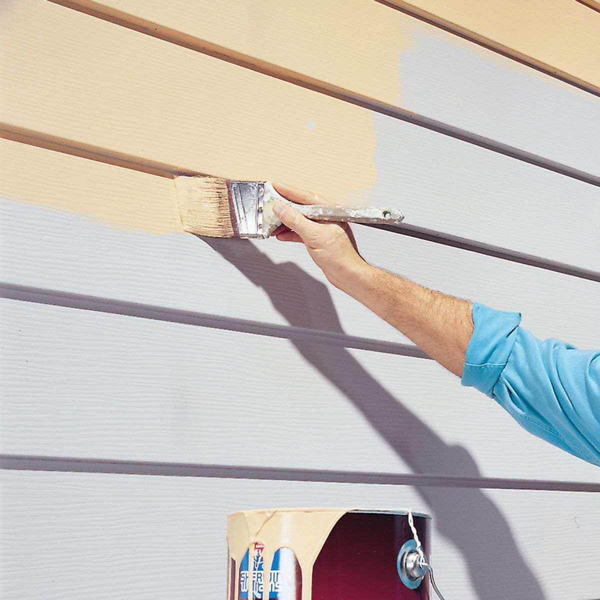 30 tips for painting almost anything painted ceiling