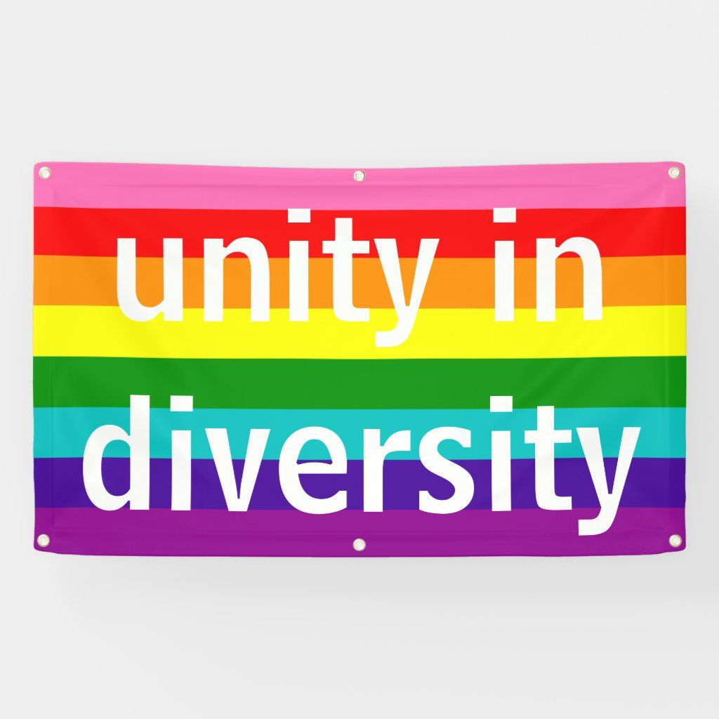 Pin On Unity In Diversity