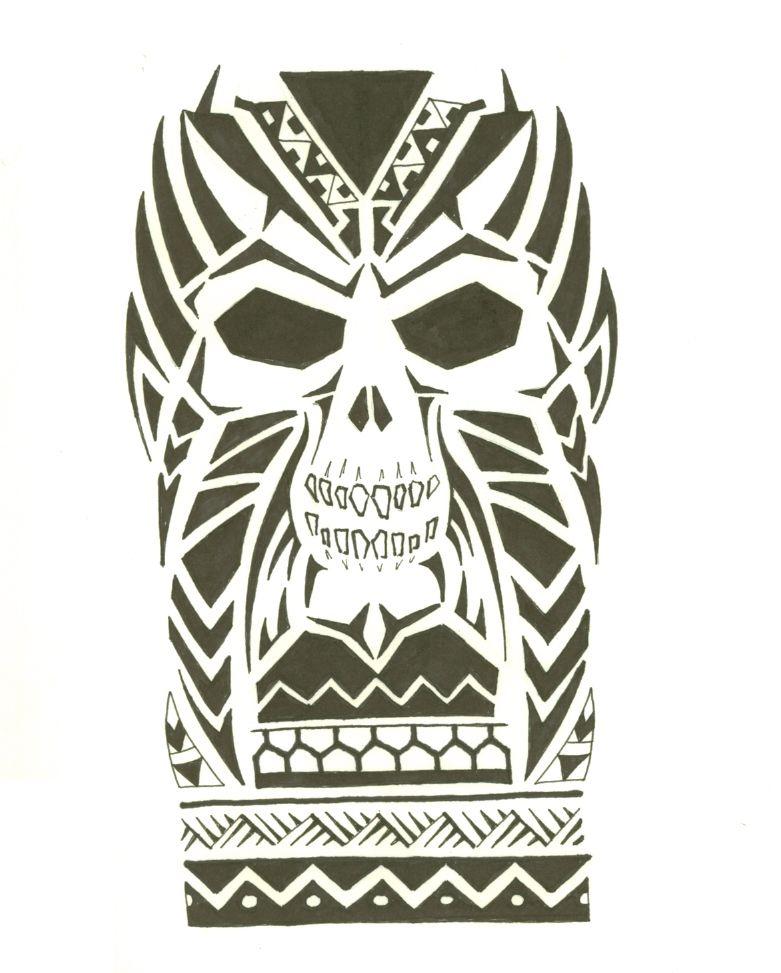 pin by jackknife bulldozer on skull bones pinterest maori tattoo and maori tattoos. Black Bedroom Furniture Sets. Home Design Ideas