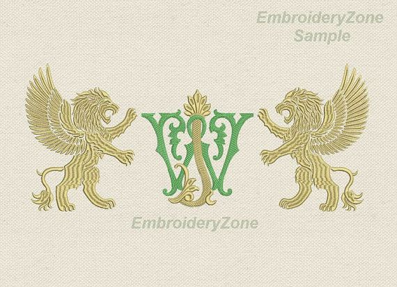 Double antique monograms from old books J & W 1 Embroidery design.2 monograms J and W intertwined. JW. 5 sizes.Hoop 4x4 5x7 6x10 No alphabet Design made in the figure of the old book. Use the design for embroidery on clothing, towels, gift pictures, pillows, kurtovich blankets, aprons for bottles, napkins, aprons for the kitchen and to create other Souvenirs. This will be a wonderful gift.  Attention! Its not the whole alphabet, and high-end design of two intertwined letters A and A with ...
