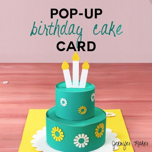 33 Diy Ideas For Making Pop Up Cards Card Ideas Cards And Diy Ideas