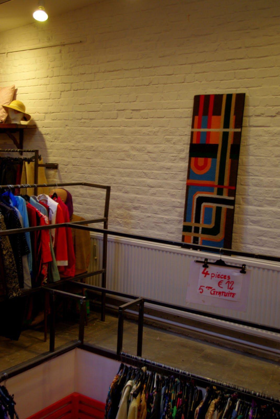 Bruxelles Adresses De Fripes Les Petits Rien Et Retro Paradise Rue Americaine A St Gilles Look 50 Rue De La Jeux De Balle Bruxelles Rue De La Paix