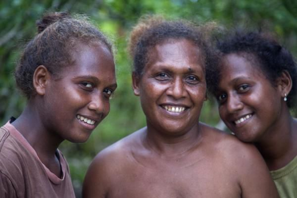 people Solomon islands