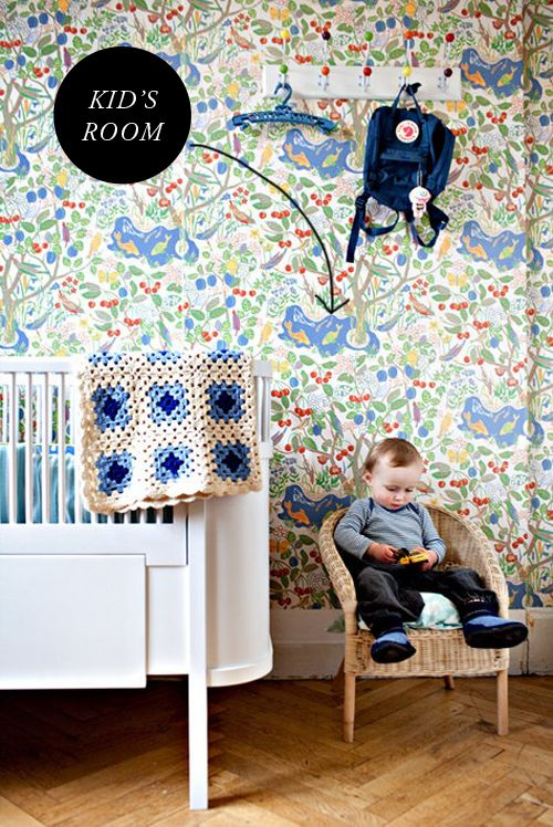 Josef Frank For Kids Room
