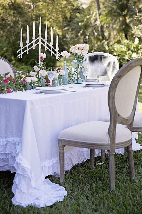 Mothers Day Brunch Outdoors Dejeuner Au Jardin Decoration