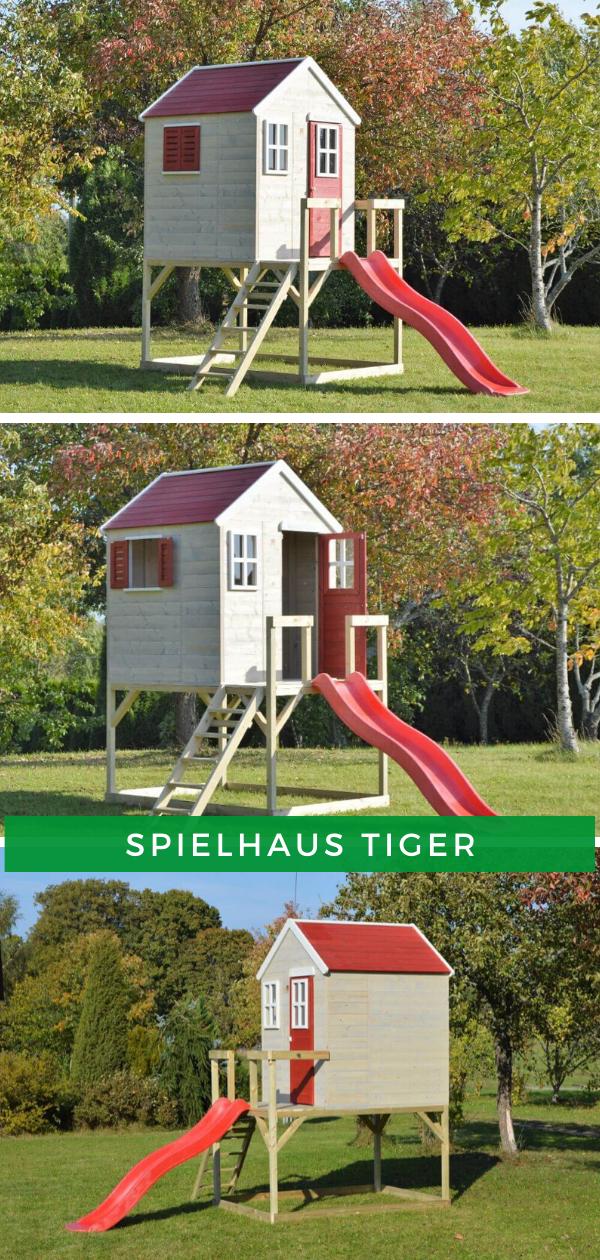 Spielhaus Tiger Spielhaus Garten Spielhaus Kinderspielhaus