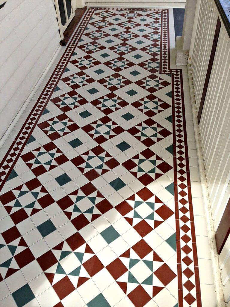 victorian decorative tile - Google Search | Fliesen | Pinterest | Porch
