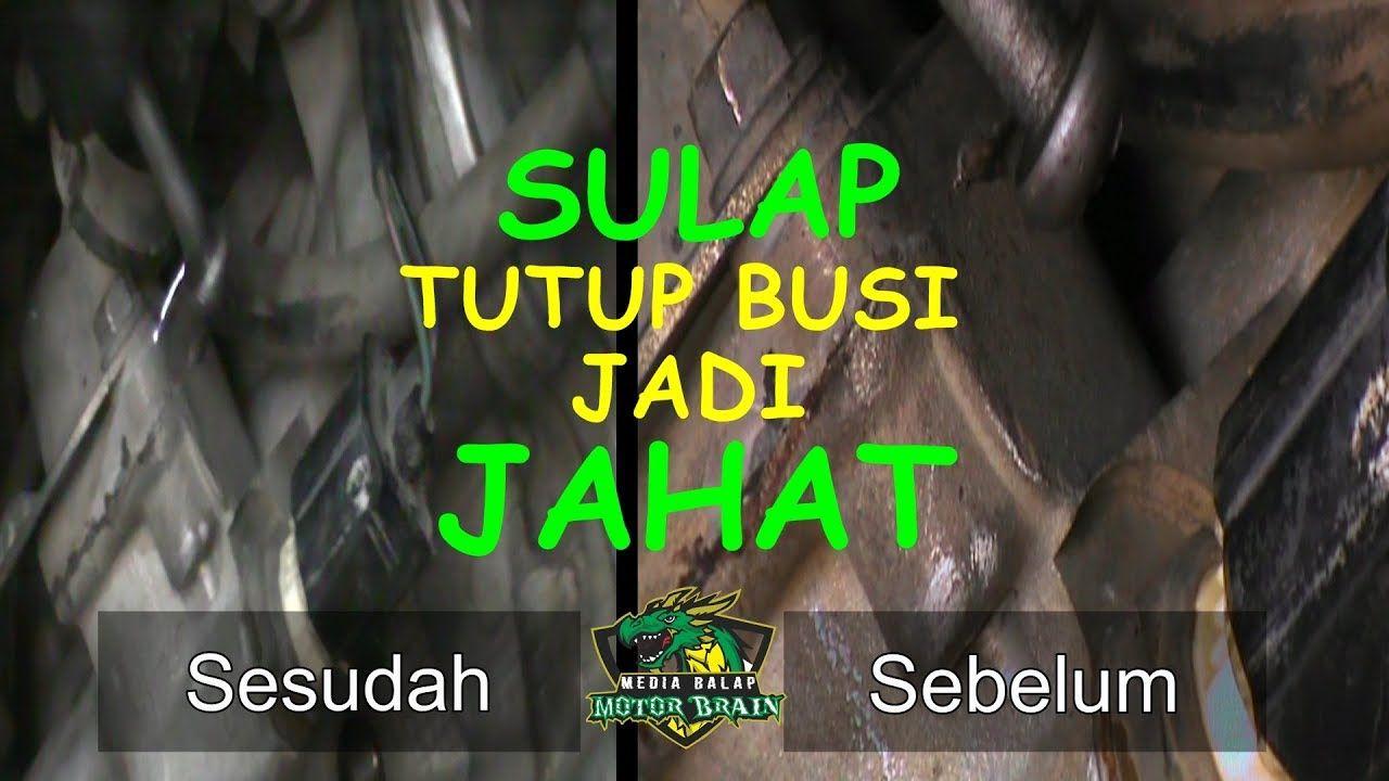 Cara Merubah Cop Busi Standard Jadi Racing   Youtube