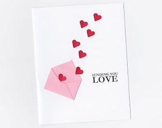 cute valentine's card, could be easily diy-ed