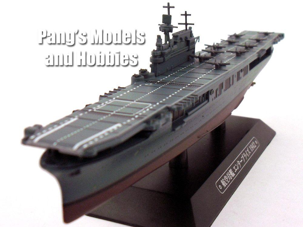 carrier uss enterprise  cv 1100 scale diecast metal