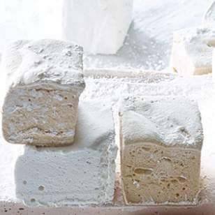 Gingerbread Marshmallows  Recipe #flavoredmarshmallows