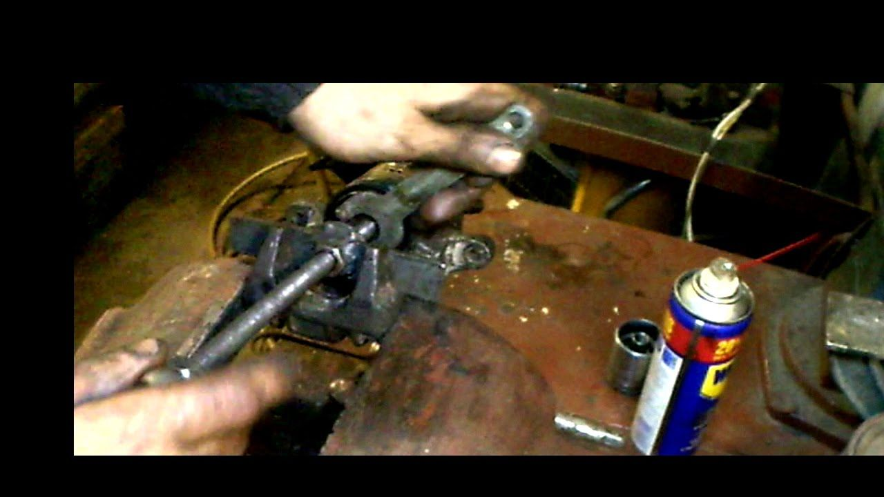 Life Hack -How to Push in Rear Brake Caliper Piston With no Special