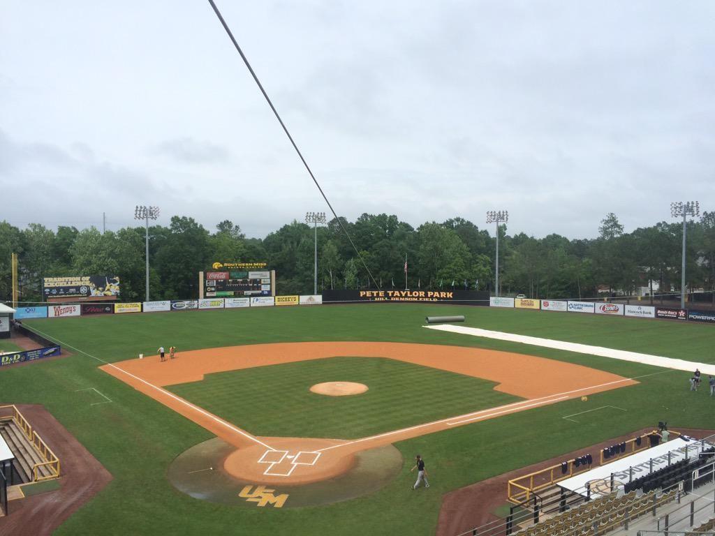 Login On Twitter Southern Mississippi Baseball Stadium University Of Mississippi