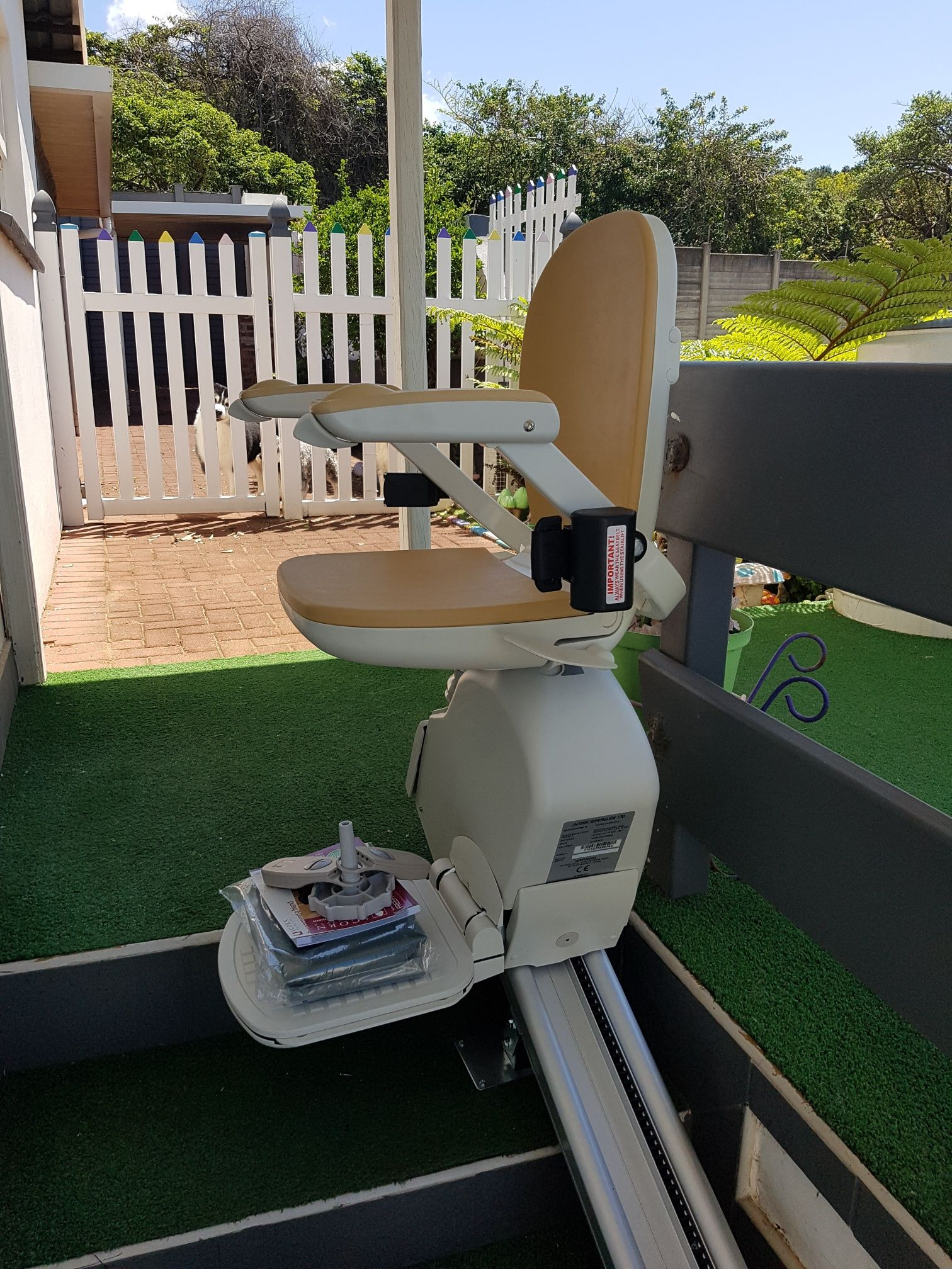 Stairlifts free quote fast installation acorn