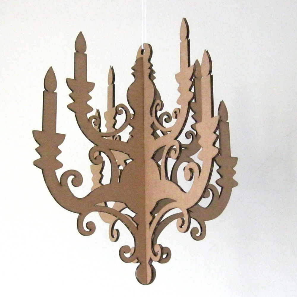 Small cardboard chandelier cardboard chandelier chandeliers and small cardboard chandelier mozeypictures Images