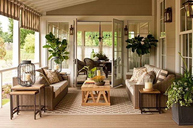 Idea House At Fontanel Southern Living House Plans Outdoor