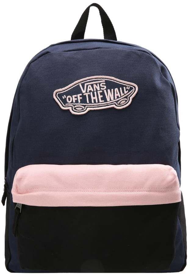 paras asenne superlaatu 100% aito Vans REALM Rucksack dress blues/blossom #vans #offthewall ...