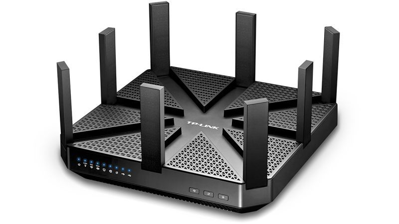 The First 802 11ad Router Makes Your Wi Fi Network Almost Three Times Faster Wireless Router Wifi Router Gigabit Router