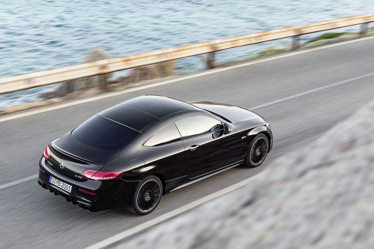 Mercedes Benz 2019 C Class Gets Major Updates To New Coupe Cabrio Mercedes C Class Coupe Benz C Mercedes Benz